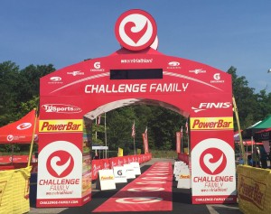 Challenge Williamsburg Finish