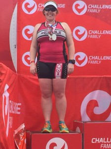 Challenge Williamsburg Podium